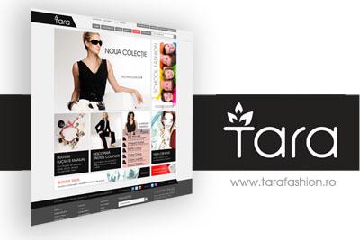 Noul magazin online Tara Fashion