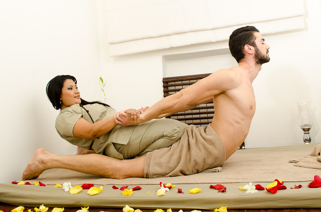 Acest tip de masaj balinez are un efect foarte relaxant