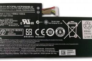 baterie de laptop