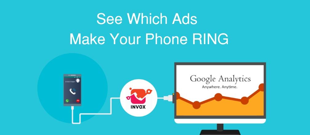 Call Tracking INVOX