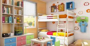 Dormitoare pentru copii pe site-ul Henderson