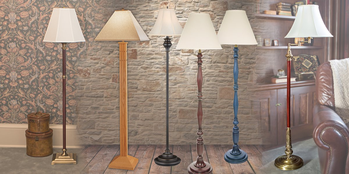 Lampadare pentru living de la magazinul Henderson