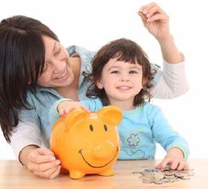 investitie pentru copil