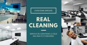 Servicii de curatenie birouri Bucuresti