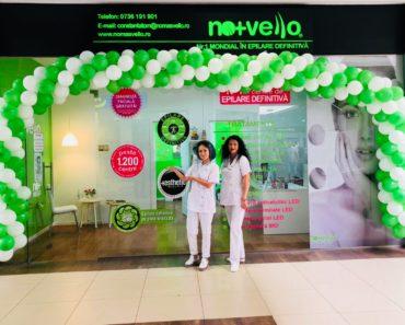Brandul Nomasvello A Inaugurat Cel De Al 42 Lea Centru De